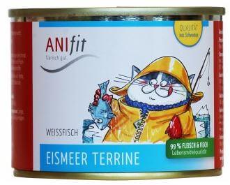Anifit Katzenfutter Eismeerterrine