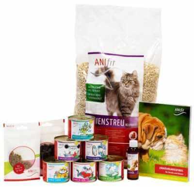 Anifit Schnupperpaket Katze plus